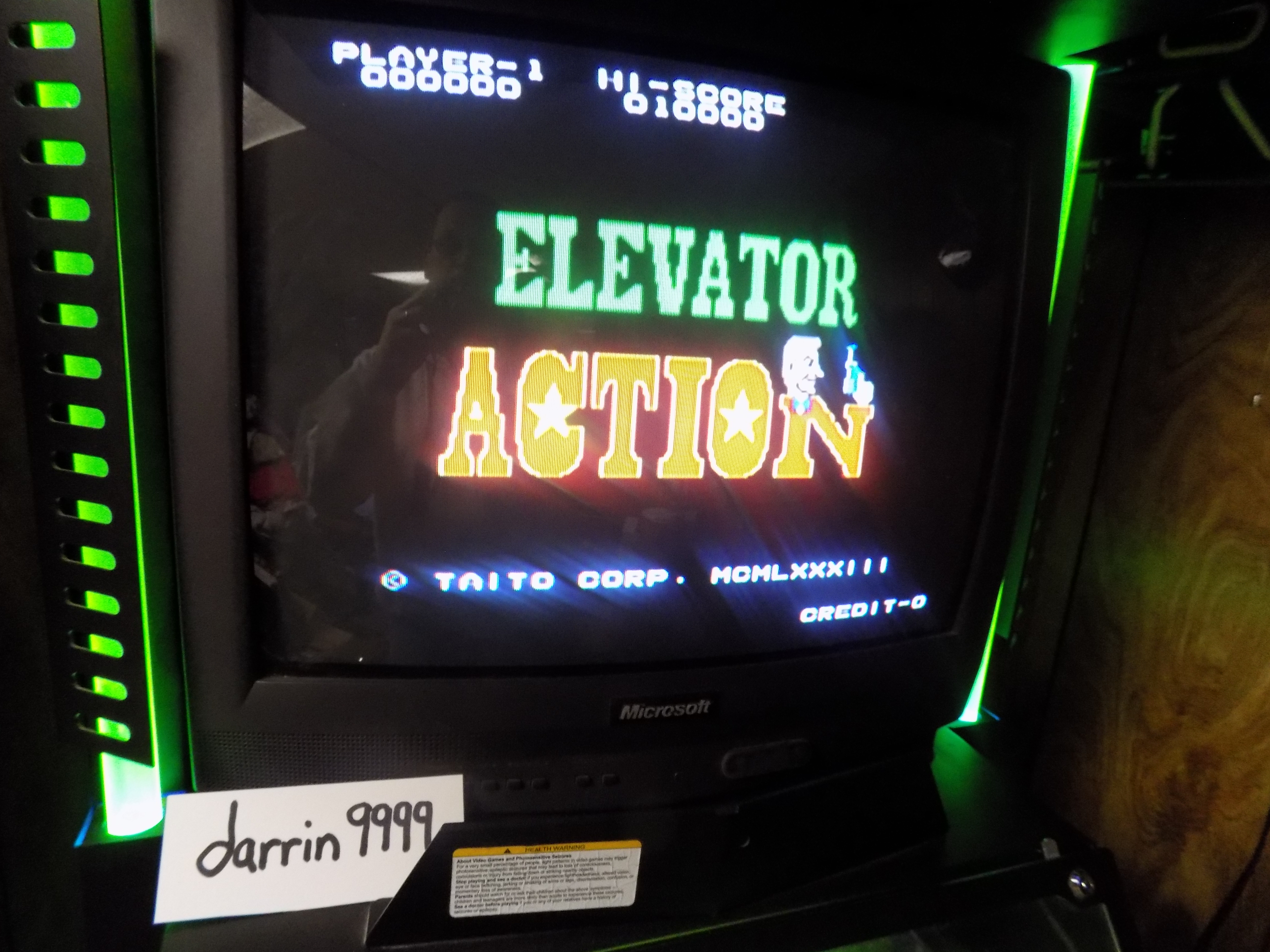 darrin9999: Taito Legends: Elevator Action [Easy] (Xbox) 10,400 points on 2018-03-01 14:07:28