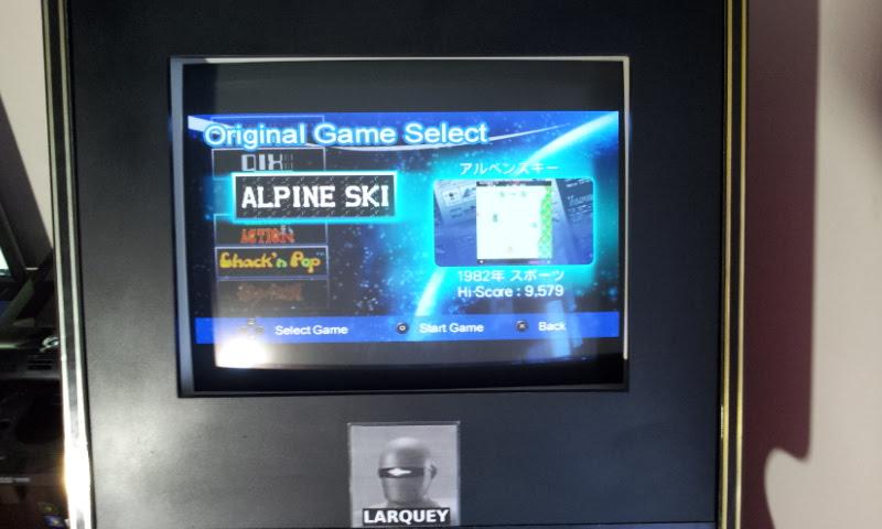 Taito Legends: Power-Up: Alpine Ski 9,579 points