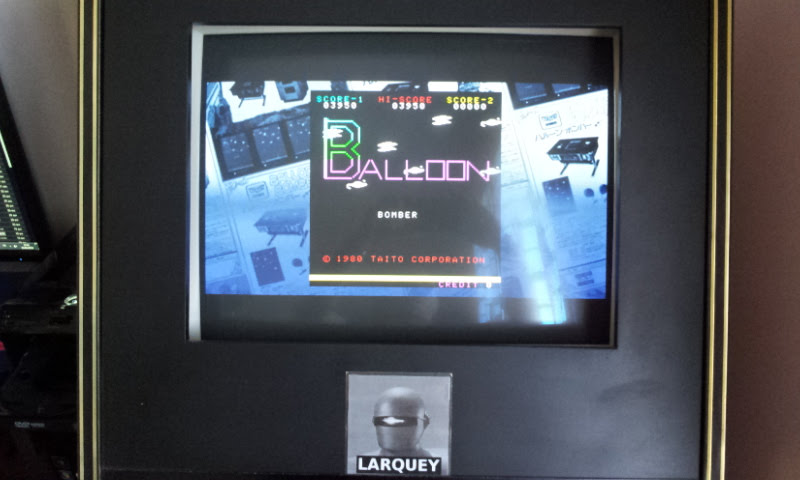Larquey: Taito Legends: Power-Up: Balloon Bomber (PSP Emulated) 3,950 points on 2018-04-25 04:51:41