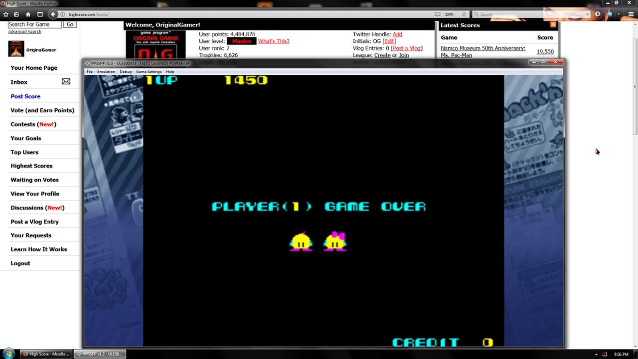 OriginalGamer: Taito Legends: Power-Up: Chack