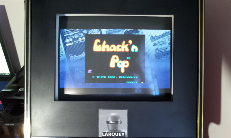 Larquey: Taito Legends: Power-Up: Chack