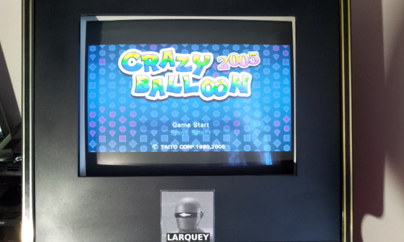 Larquey: Taito Legends: Power-Up: Crazy Balloon Arrangement (PSP Emulated) 41,030 points on 2018-04-26 03:57:26