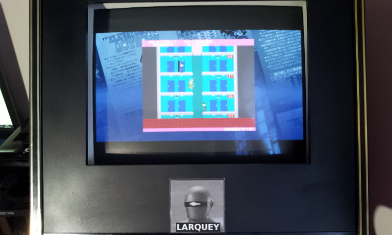 Larquey: Taito Legends: Power-Up: Elevator Action (PSP Emulated) 5,650 points on 2018-04-26 02:58:34
