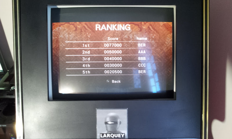 Larquey: Taito Legends: Power-Up: Legend of Kage Arrangement (PSP Emulated) 77,000 points on 2018-04-26 04:18:49
