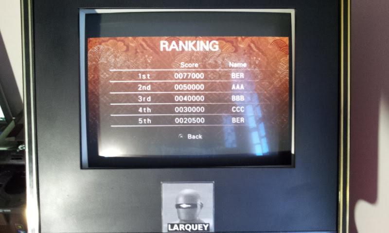 Larquey: Taito Legends: Power-Up: Legend of Kage Arrangement (PSP Emulated) 77,000 points on 2018-04-26 04:18:49