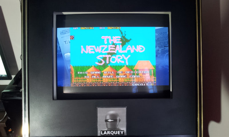 Larquey: Taito Legends: Power-Up: New Zealand Story (PSP Emulated) 82,030 points on 2018-04-10 13:51:56