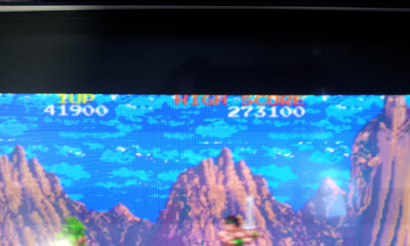 Larquey: Taito Legends: Power-Up: Rastan (PSP Emulated) 41,900 points on 2018-04-26 03:13:37