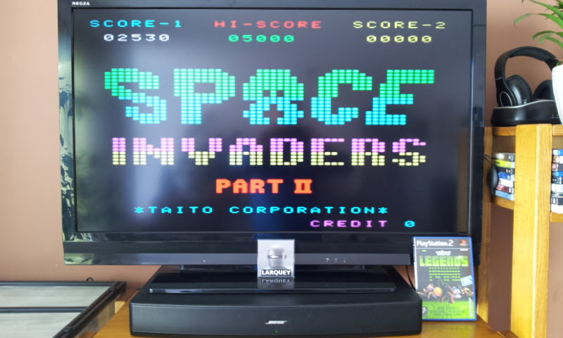 Larquey: Taito Legends: Space Invaders Part II [Difficult] (Playstation 2) 2,530 points on 2018-01-28 09:13:00