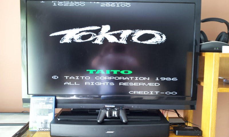 Larquey: Taito Legends: Tokio [Easy] (Playstation 2) 162,200 points on 2017-03-22 07:59:46