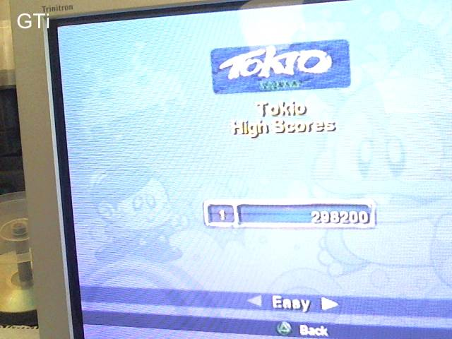 GTibel: Taito Legends: Tokio [Easy] (Playstation 2) 298,200 points on 2017-09-07 06:54:10