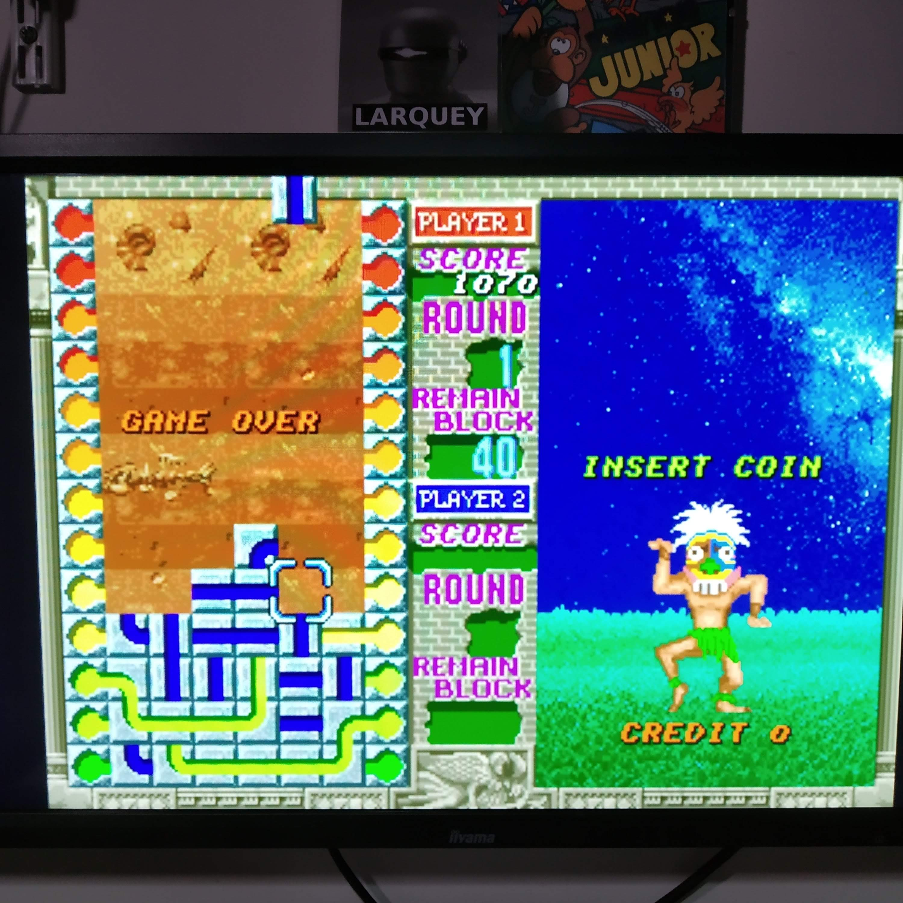 Larquey: Taito Legends: Tube It [Easy] (Playstation 2 Emulated) 1,070 points on 2020-08-09 03:29:13
