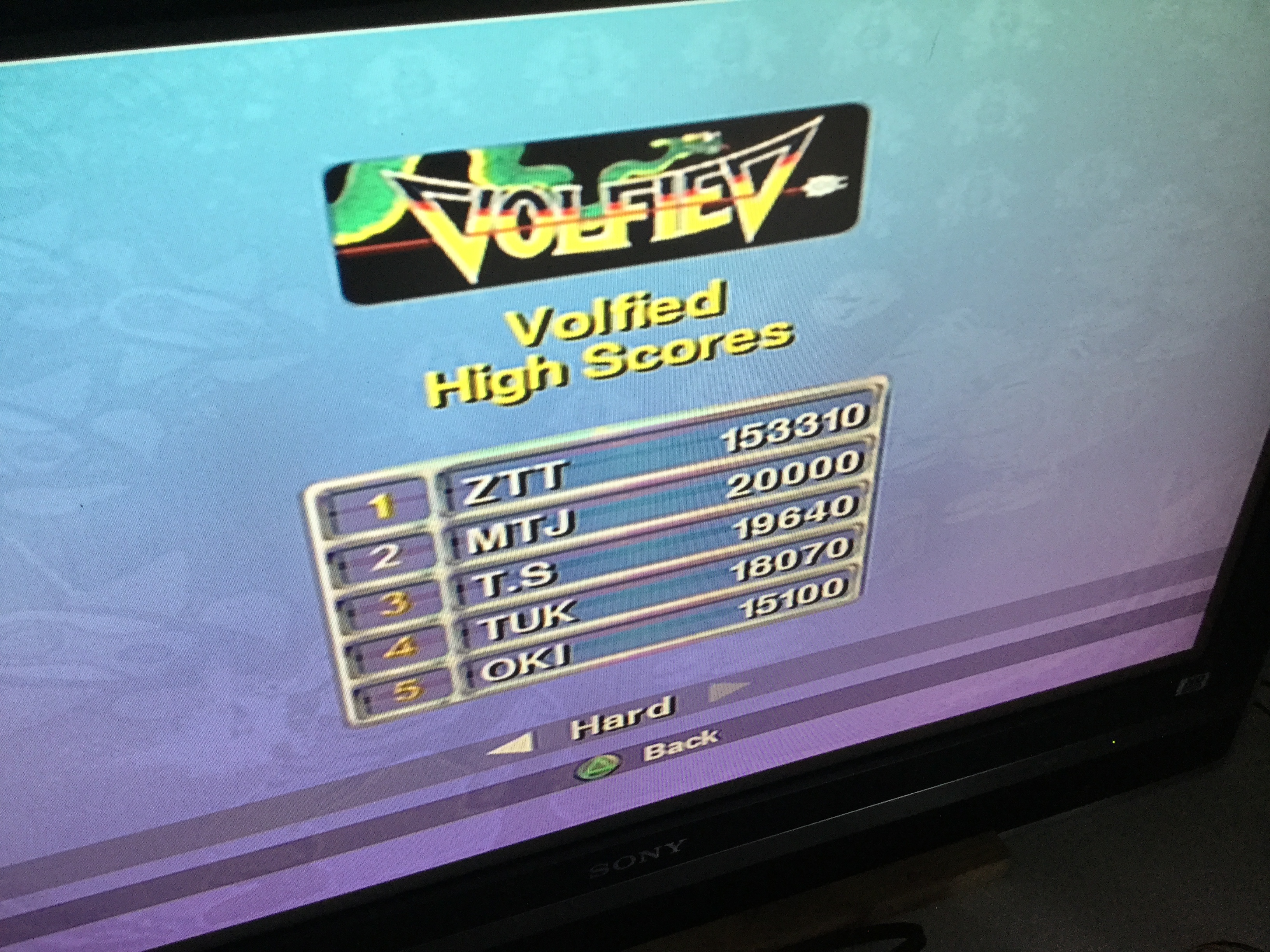 Frankie: Taito Legends: Volfied [Difficult] (Playstation 2) 153,310 points on 2018-04-04 12:15:14