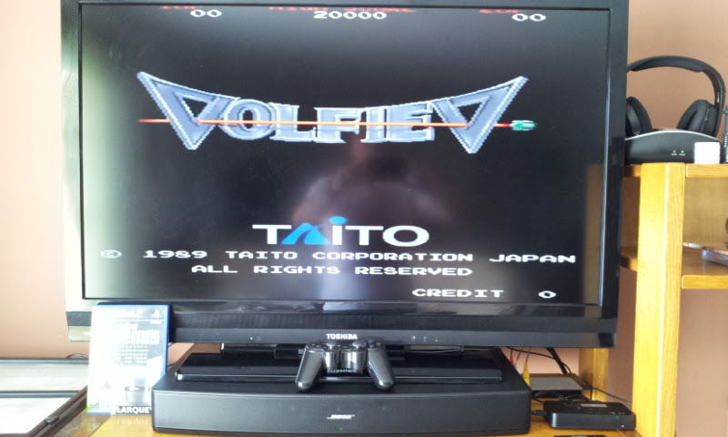 Larquey: Taito Legends: Volfied [Easy] (Playstation 2) 17,770 points on 2017-03-22 08:09:02