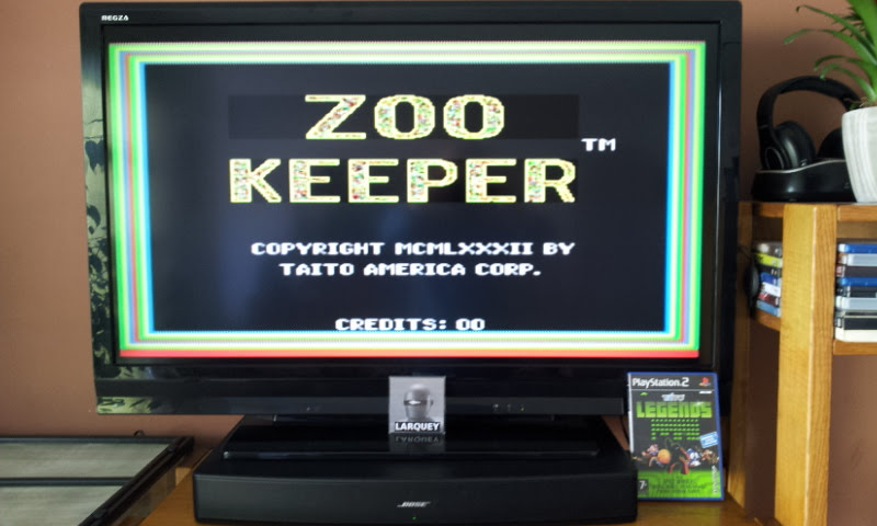 Larquey: Taito Legends: Zoo Keeper [Medium] (Playstation 2) 23,300 points on 2018-01-28 09:41:28