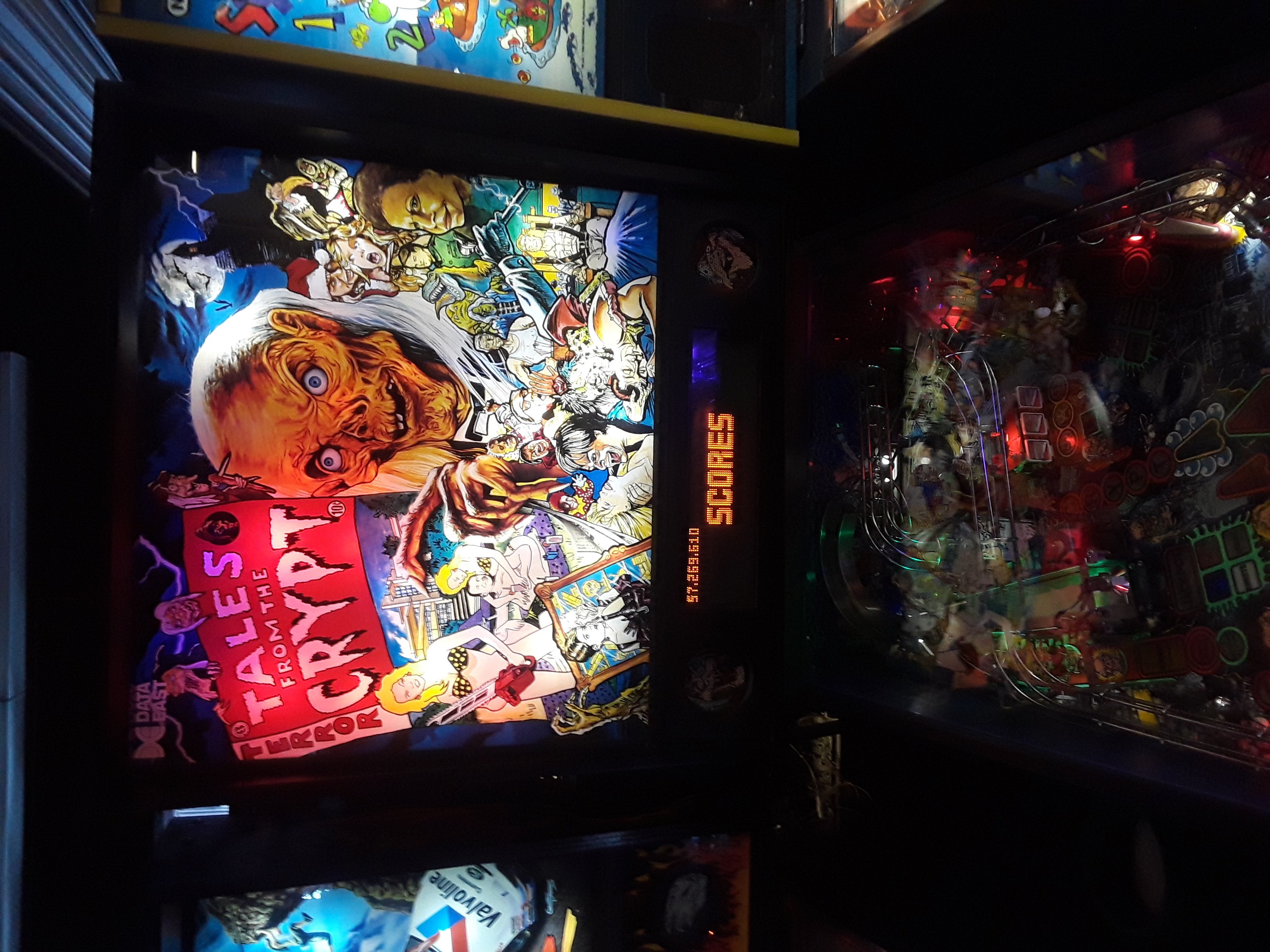 JML101582: Tales From the Crypt (Pinball: 3 Balls) 51,269,610 points on 2018-04-04 16:49:02