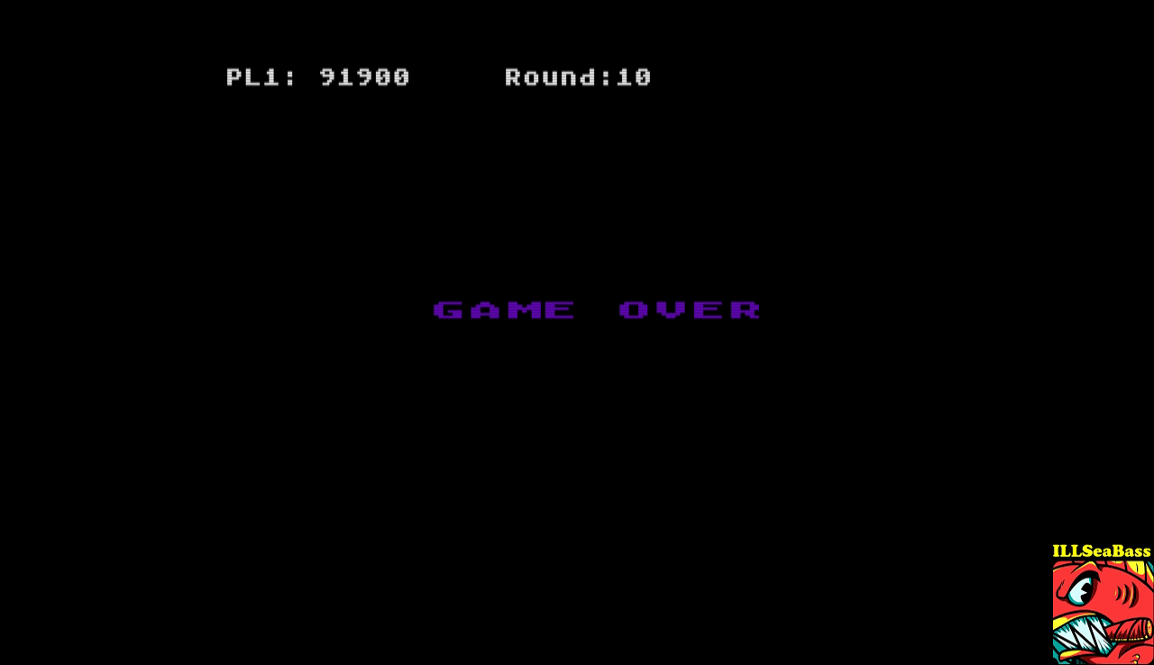 ILLSeaBass: Tapper [Expert] (Atari 400/800/XL/XE Emulated) 91,900 points on 2017-01-06 18:26:14