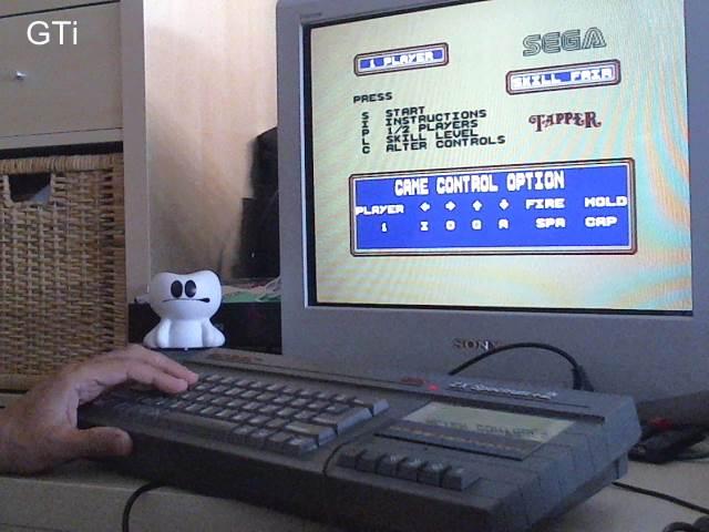 GTibel: Tapper [Fair] (ZX Spectrum) 100,275 points on 2017-06-17 09:22:19