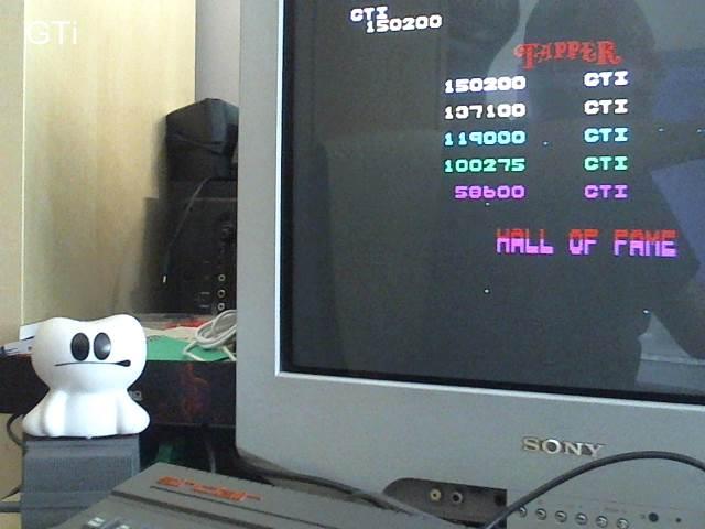 GTibel: Tapper [Hard] (ZX Spectrum) 150,200 points on 2017-06-17 09:47:18