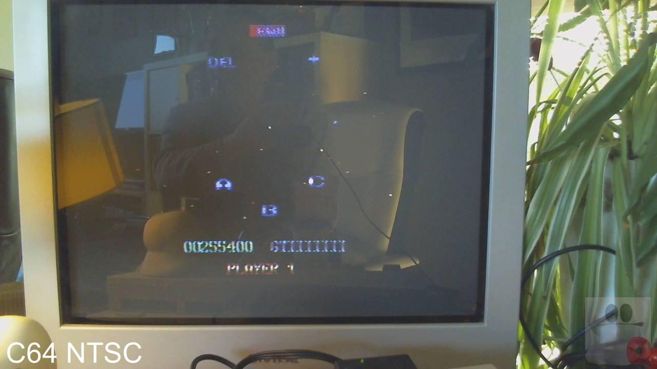 GTibel: Task III (Commodore 64) 255,400 points on 2020-02-10 03:05:33
