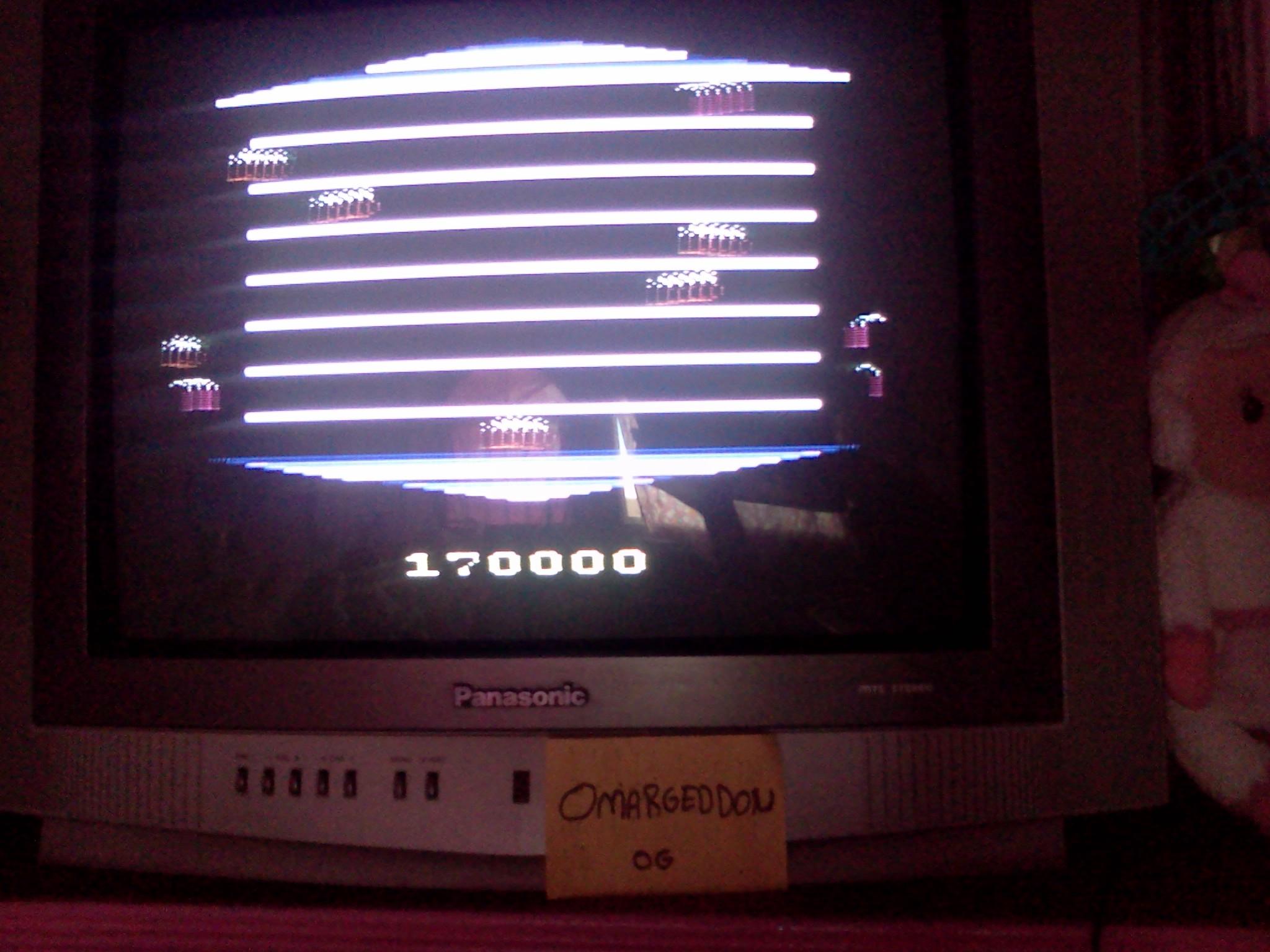 omargeddon: Taz (Atari 2600) 170,000 points on 2016-07-23 11:53:21