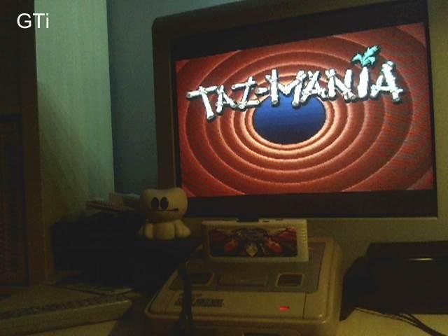 GTibel: Taz-Mania (SNES/Super Famicom) 27,780 points on 2016-11-19 01:57:06