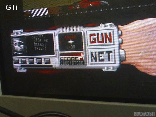 GTibel: Techno Cop (Atari ST) 107,500 points on 2017-07-17 03:02:08