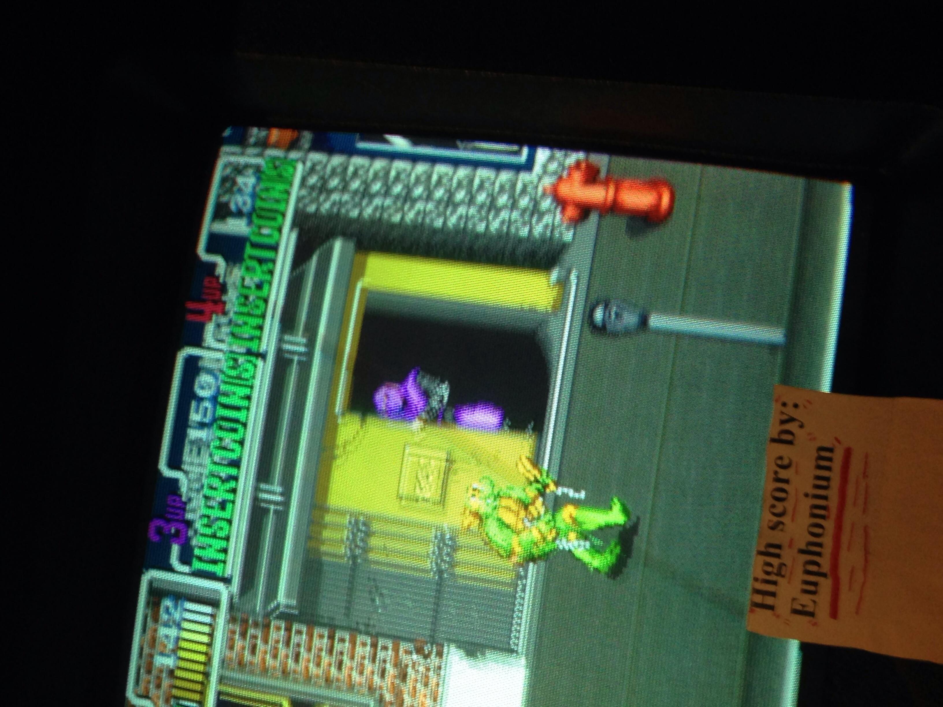 Teenage Mutant Ninja Turtles 150 points
