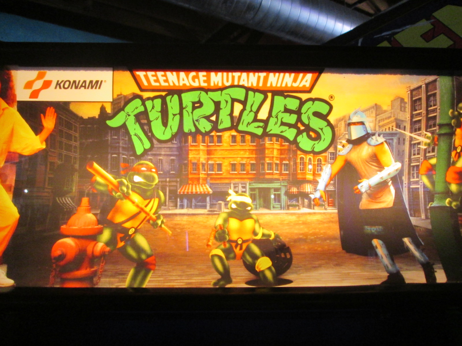 ed1475: Teenage Mutant Ninja Turtles (Arcade) 26 points on 2016-09-11 16:20:02