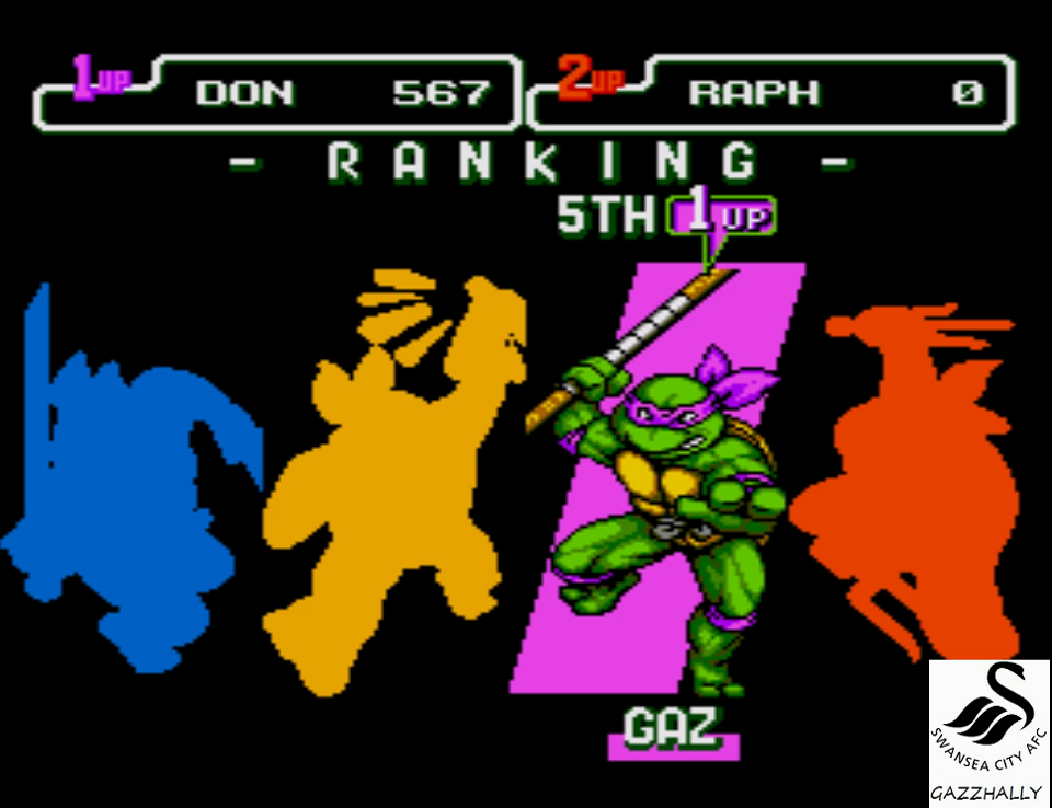 gazzhally: Teenage Mutant Ninja Turtles: The Hyperstone Heist (Sega Genesis / MegaDrive Emulated) 567 points on 2017-02-22 14:04:51