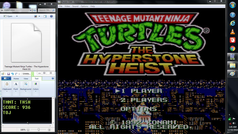 Teenage Mutant Ninja Turtles: The Hyperstone Heist 936 points