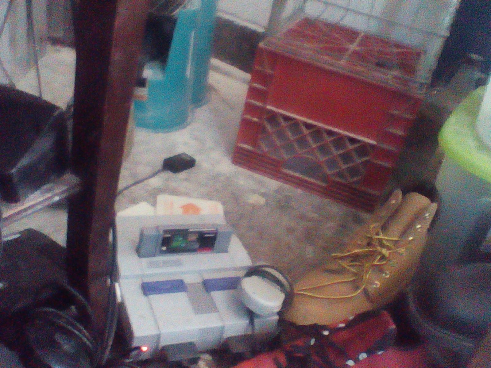 DrJoshDaRealGamer25B: Teenage Mutant Ninja Turtles: Tournament Fighters (SNES/Super Famicom) 230,000 points on 2018-07-08 16:07:45