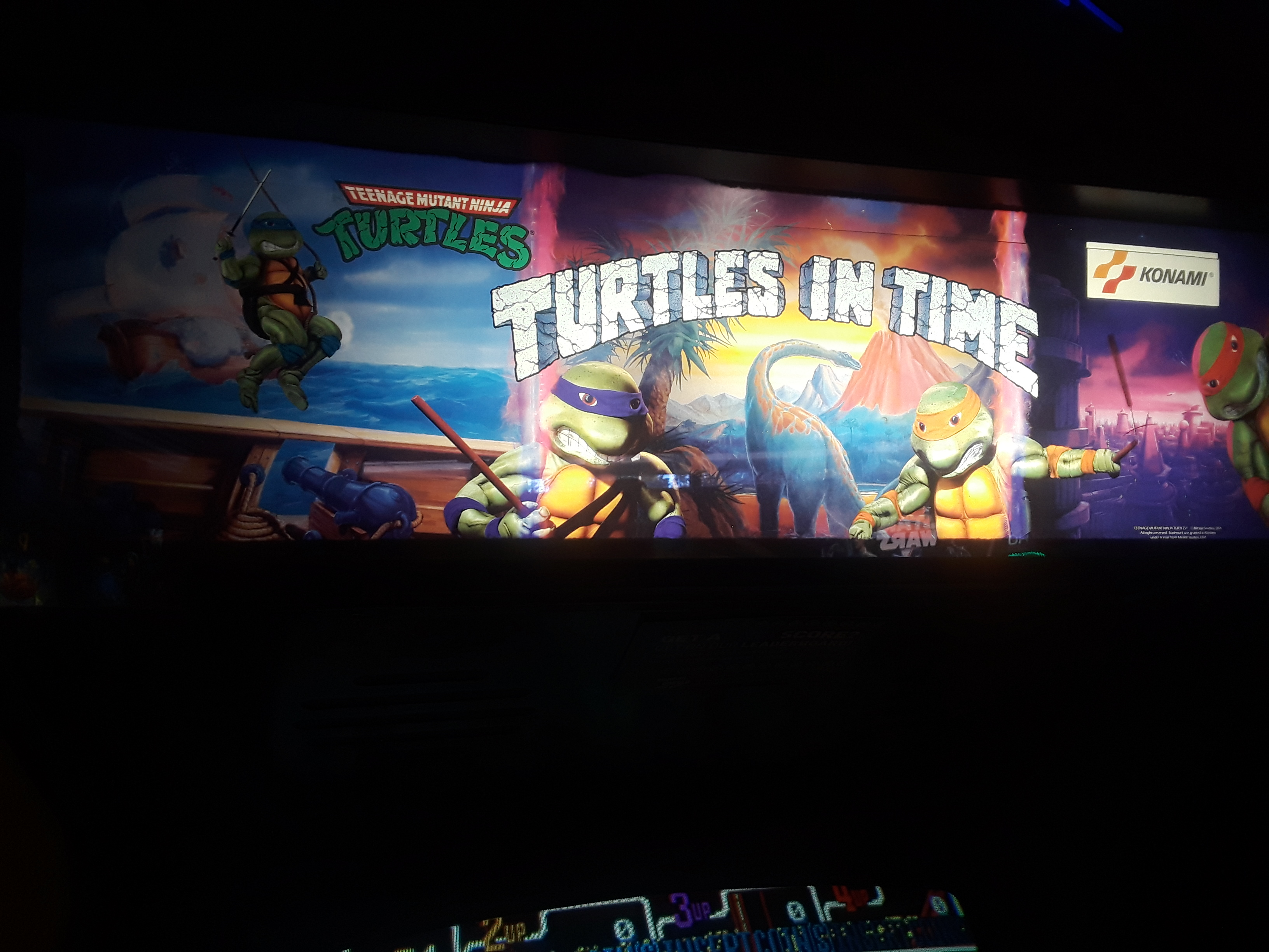 Teenage Mutant Ninja Turtles: Turtles In Time 74 points