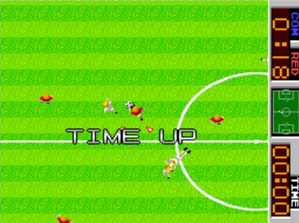 LuigiRuffolo: Tehkan World Cup: Second Match [Point Difference] [tehkanwc] (Arcade Emulated / M.A.M.E.) 18 points on 2020-12-25 05:01:56