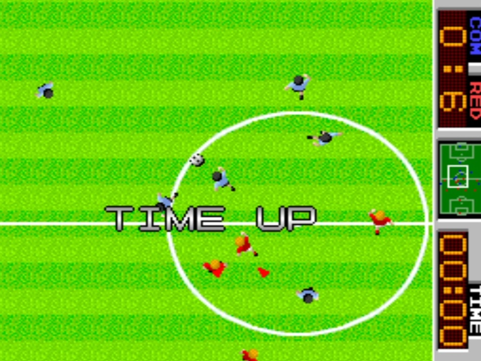 LuigiRuffolo: Tehkan World Cup: Sixth Match [Point Difference] [tehkanwc] (Arcade Emulated / M.A.M.E.) 6 points on 2020-12-25 05:18:38