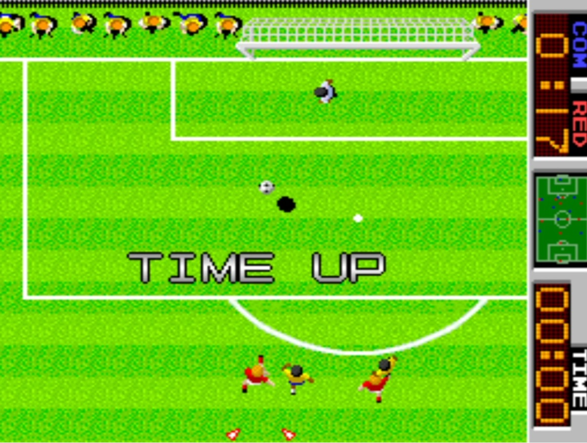 LuigiRuffolo: Tehkan World Cup: Third Match [Point Difference] [tehkanwc] (Arcade Emulated / M.A.M.E.) 17 points on 2020-10-21 03:34:02