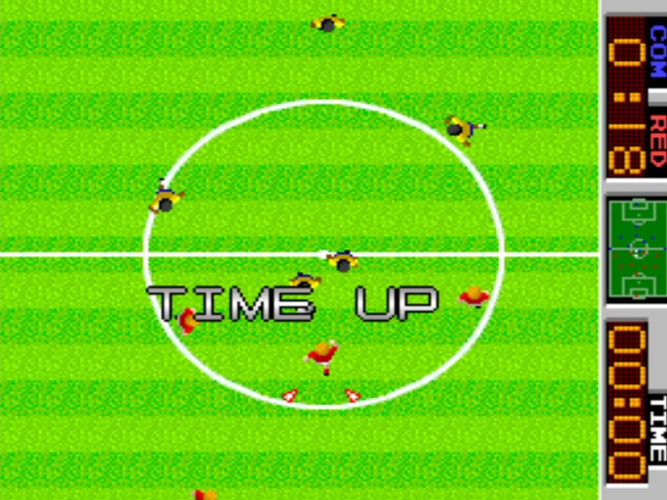 LuigiRuffolo: Tehkan World Cup: Third Match [Point Difference] [tehkanwc] (Arcade Emulated / M.A.M.E.) 18 points on 2020-12-25 05:06:49