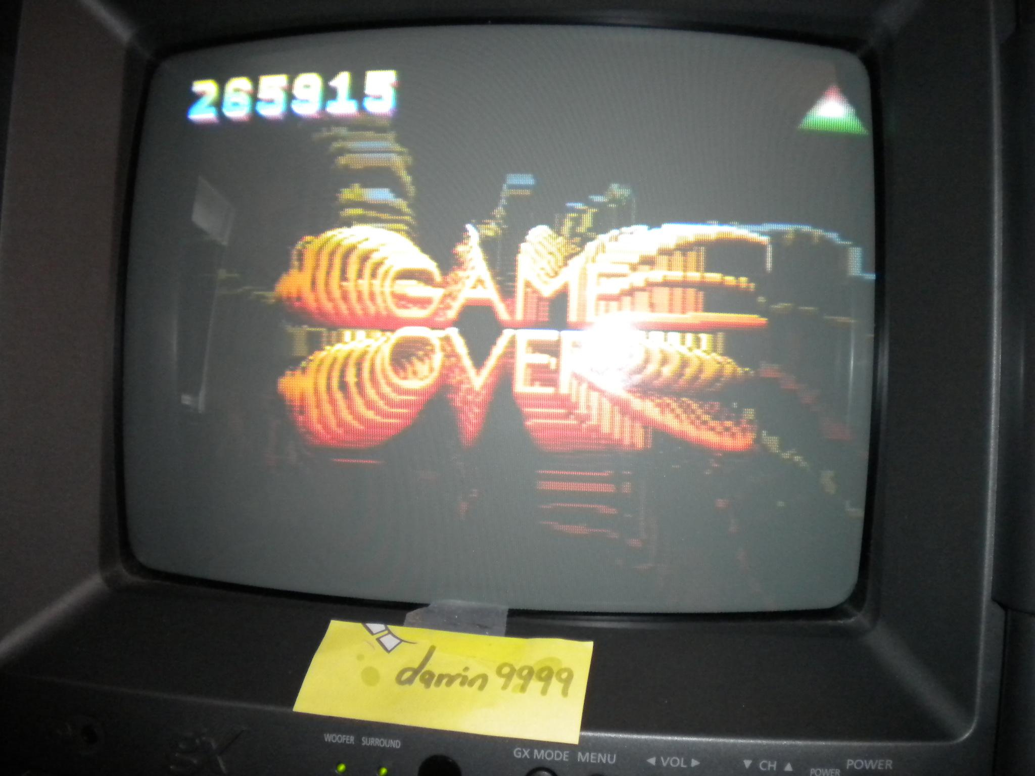 Tempest 2000: 2000 Standard Mode 265,915 points