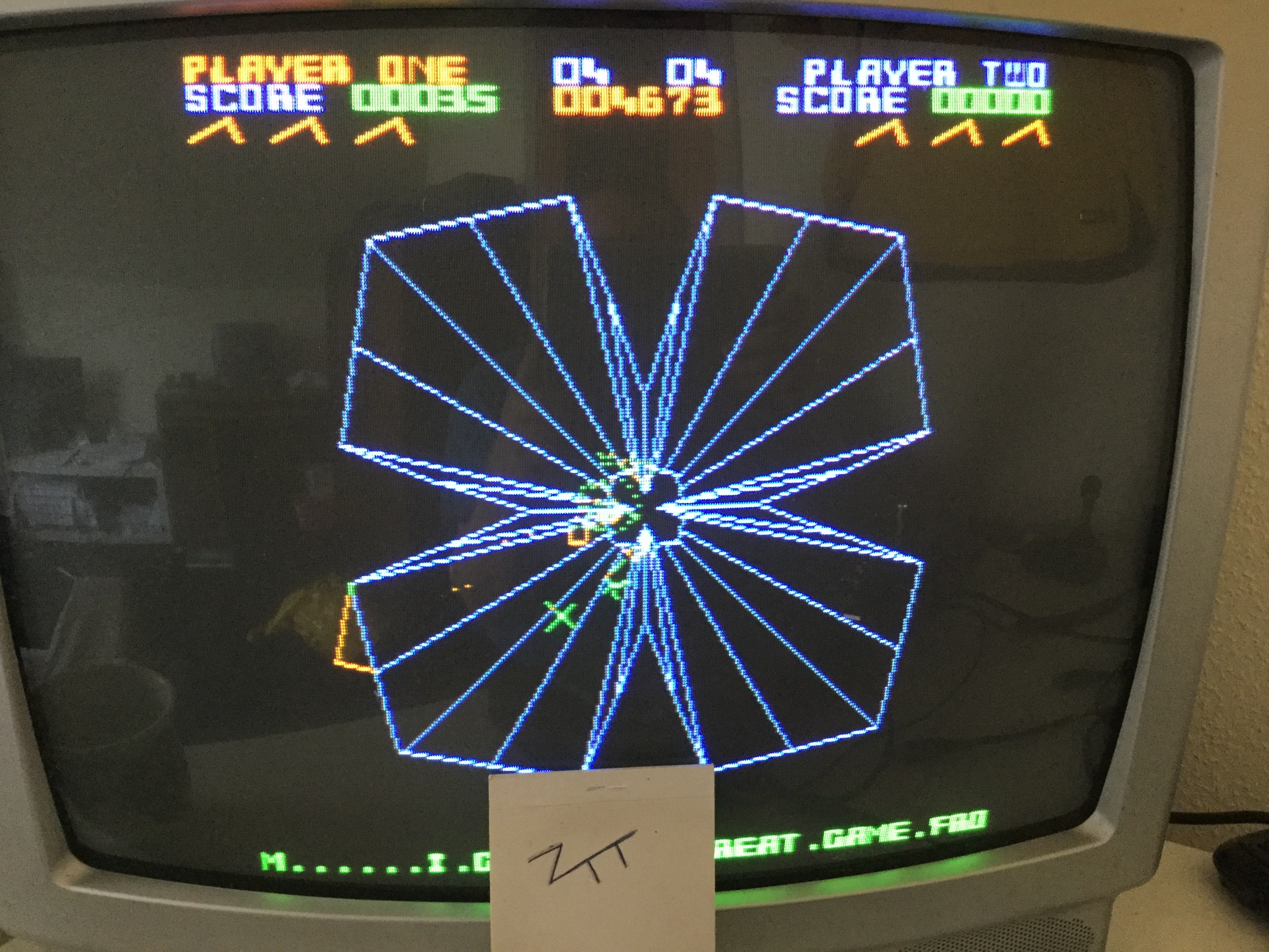 Frankie: Tempest (Amstrad CPC) 4,673 points on 2017-04-02 07:03:46