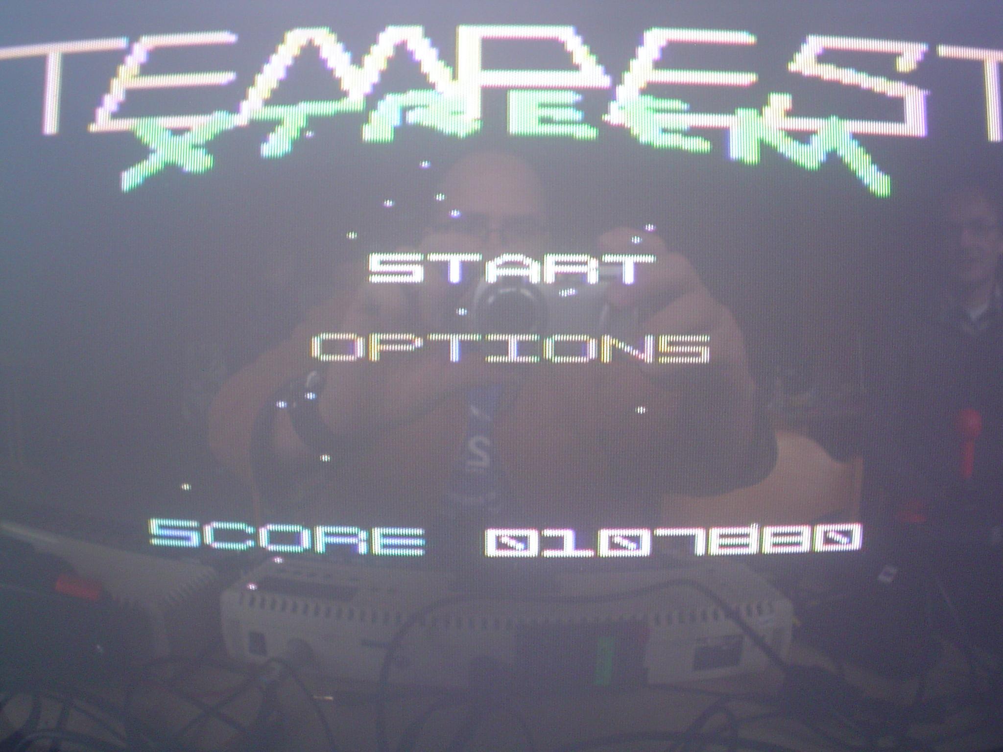 Bunsen: Tempest Xtreem (Atari 400/800/XL/XE) 107,880 points on 2016-04-28 02:53:28
