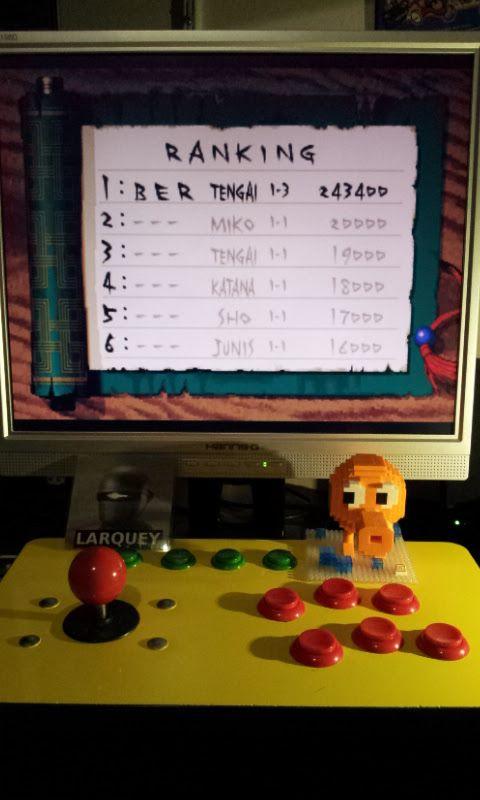 Tengai [tengai] 243,400 points