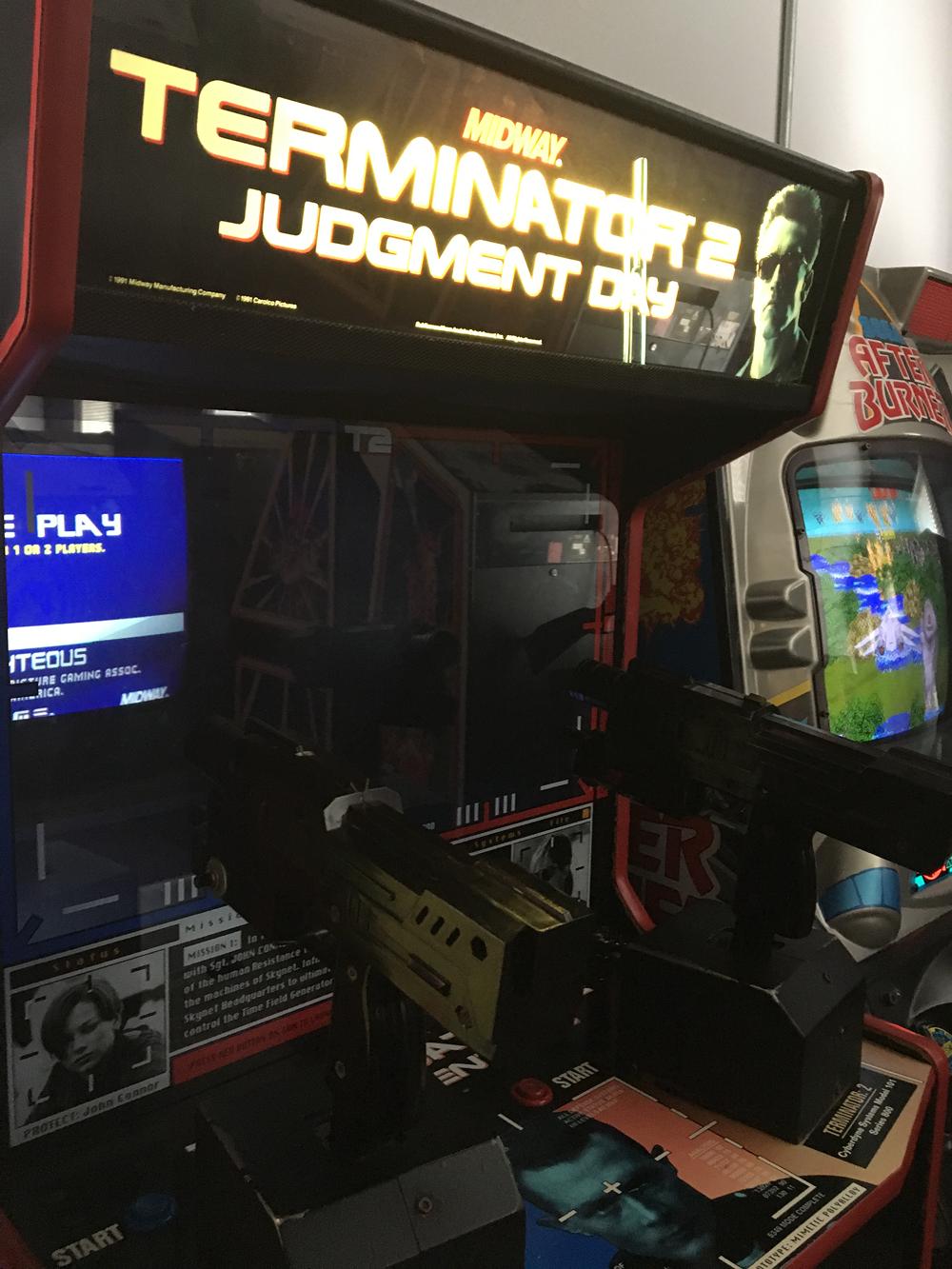 ILLSeaBass: Terminator 2: Judgement Day (Arcade) 108,700 points on 2017-03-12 18:37:58