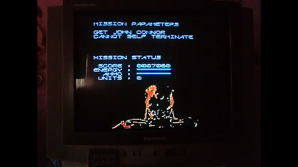 omargeddon: Terminator 2: Judgement Day (NES/Famicom) 7,060 points on 2019-05-01 14:07:12