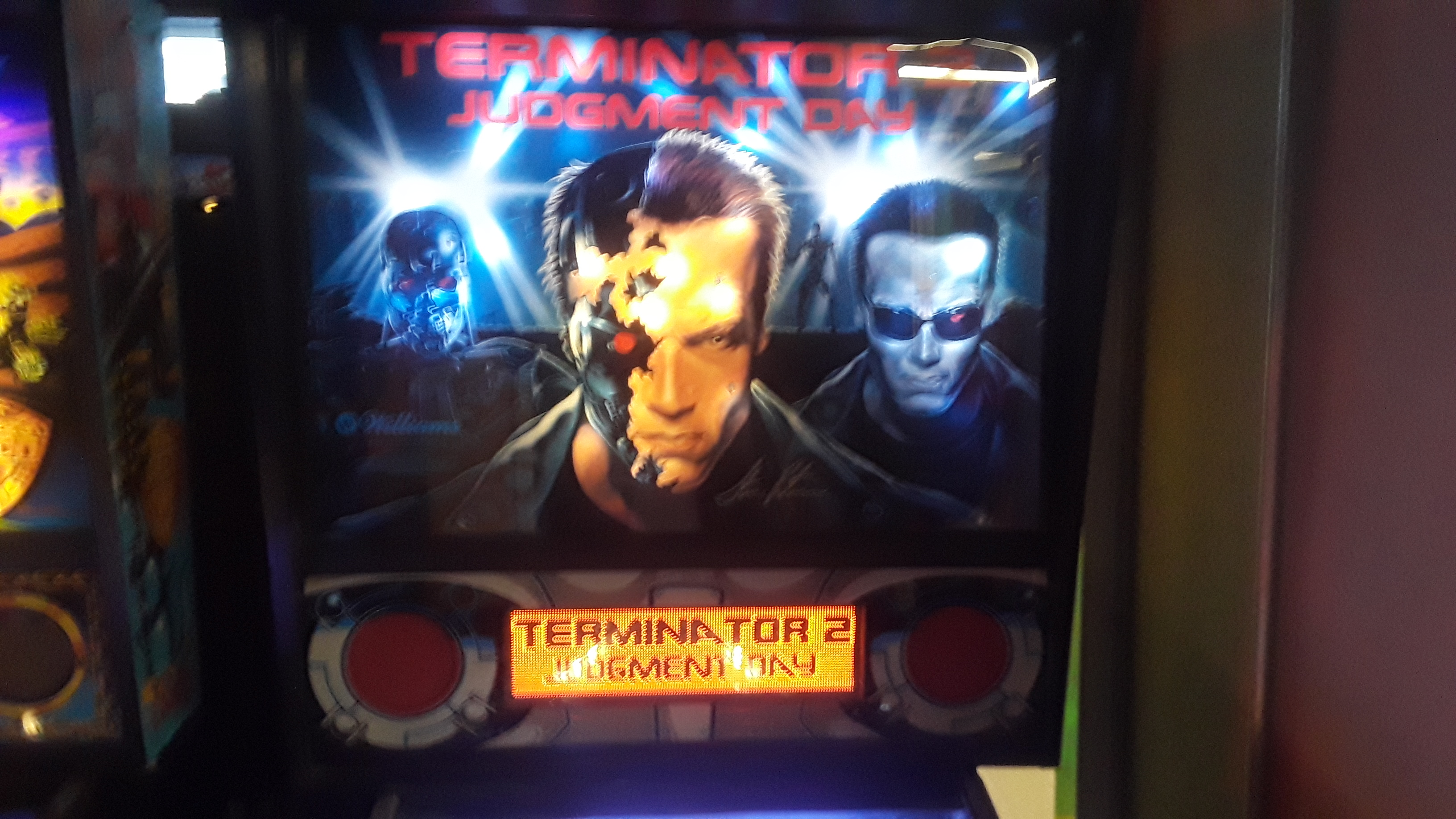 Terminator 2: Judgement Day 6,400,640 points