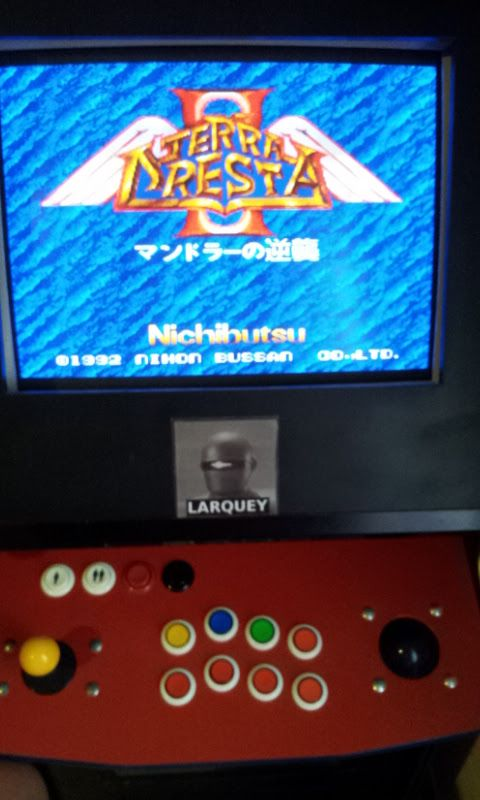 Larquey: Terra Cresta II [2 Minutes Mode] (TurboGrafx-16/PC Engine Emulated) 362,500 points on 2017-08-31 09:39:02