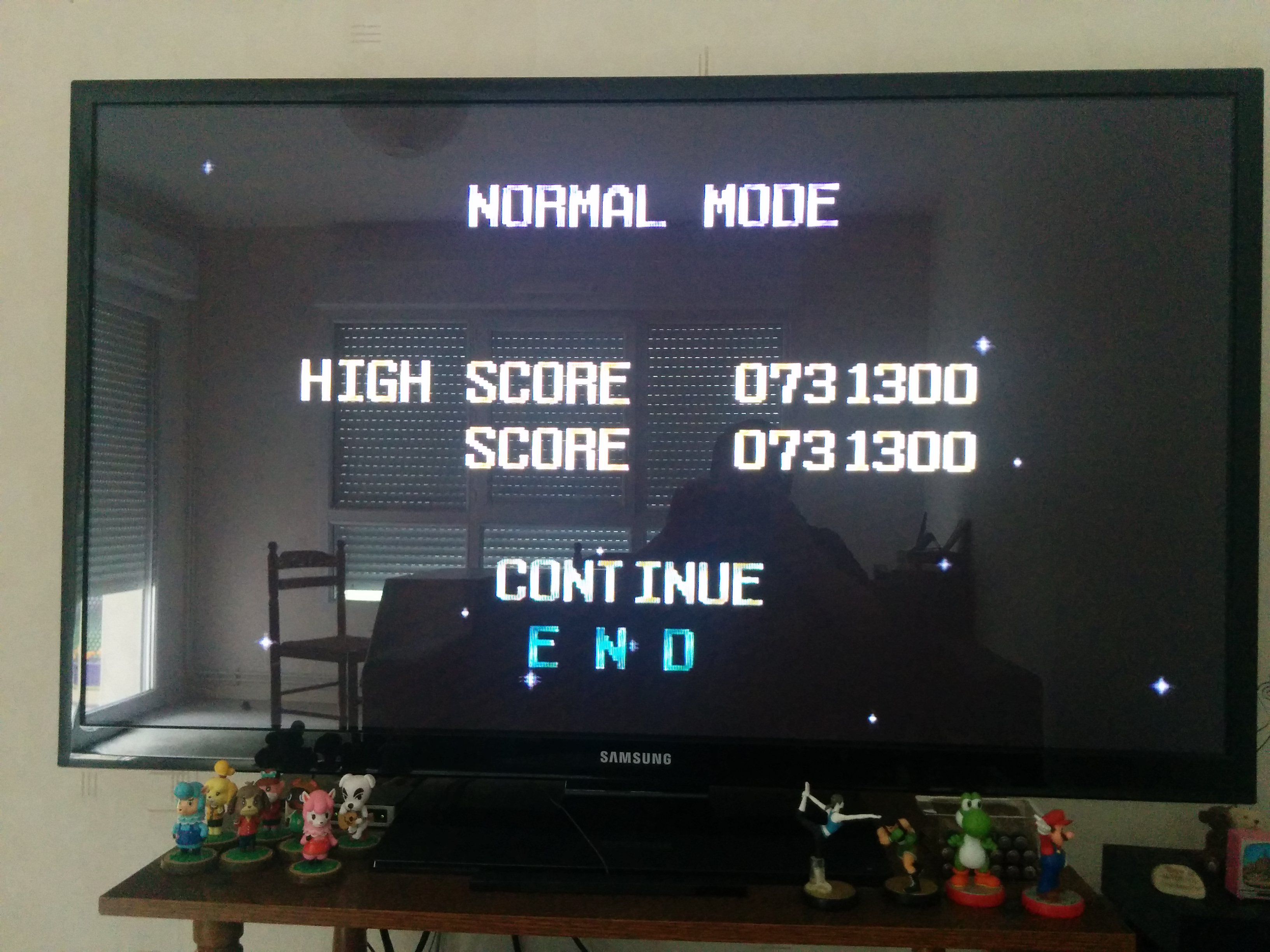 Terra Cresta II [Normal] 731,300 points