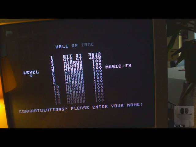 Tetris 5,632 points