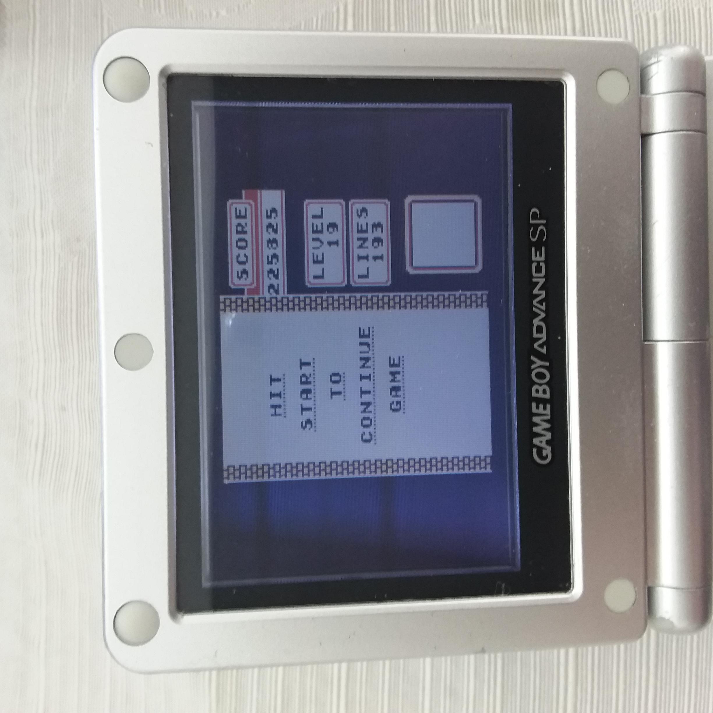 Tetris [Lines] 193 points