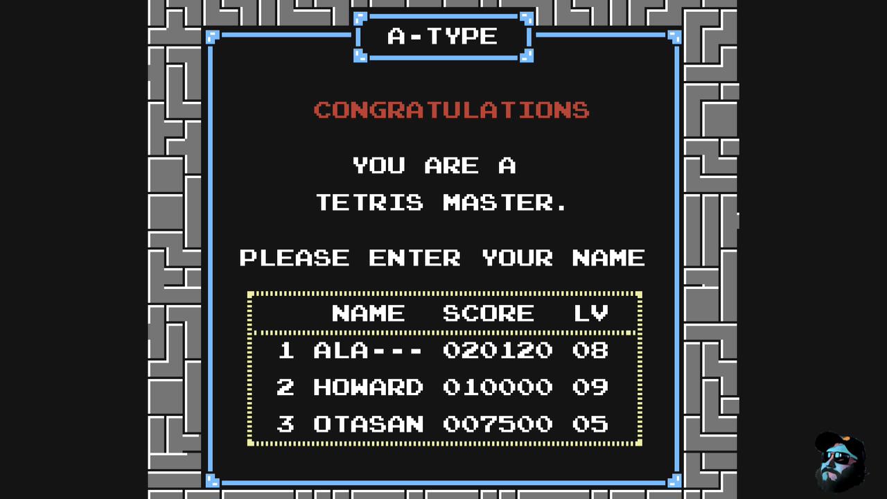 tonyatwell14: Tetris (NES/Famicom Emulated) 20,120 points on 2018-03-30 15:01:28