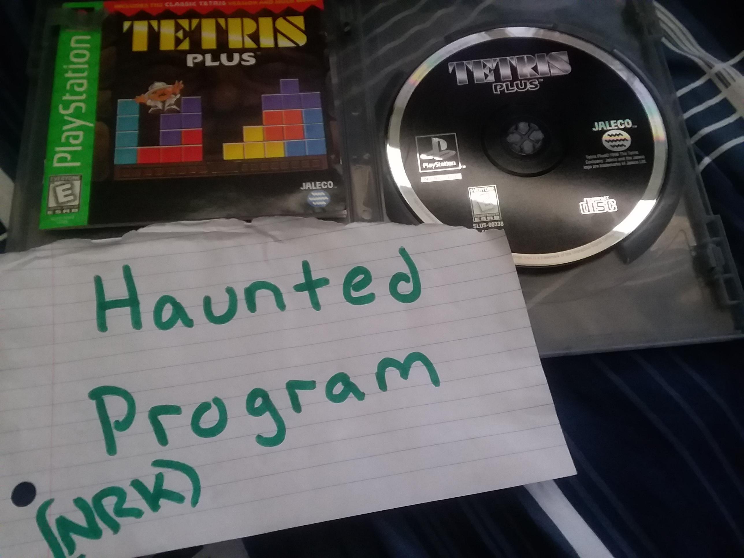 Tetris Plus [Classic] 59,100 points