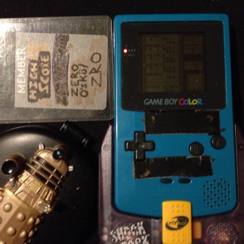 zerooskul: Tetris: Type B [Level 1 / High 3] (Game Boy) 7,645 points on 2019-12-05 17:23:20